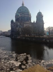 Berlin Cathedral by Baryonyx62