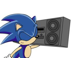 Sonic Jam by TheWax
