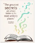 The Greatest Secrest... by wordstolive