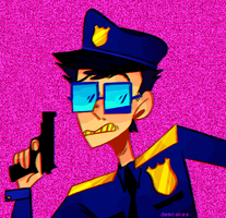 is that a police by demcakes