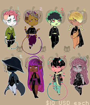 $10 USD - Spoopy Cheebs v.2 - 3/8 Open by Zaliviel