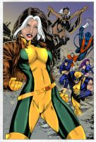 The X-Men by Blindman-CB