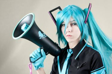 B2: Miku -Eager Love- by Amnet