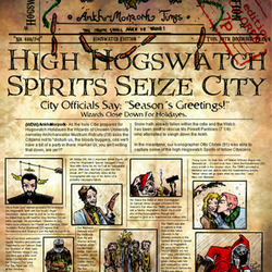 A-M Times Hogswatch Special by yoodi
