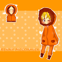 Kenny is so orange by TweekPark