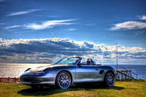 My Porsche Boxster HDR 4 by Witch-Dr-Tim