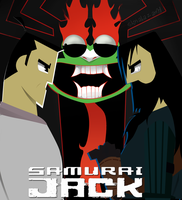 Samurai Jack by shinakazami1