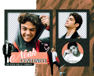 PACK PNG 050 /// NOAH CENTINEO. by LosingWar