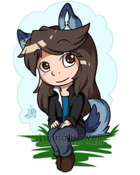 Lunna Howell - Chibi by LunnaHowell
