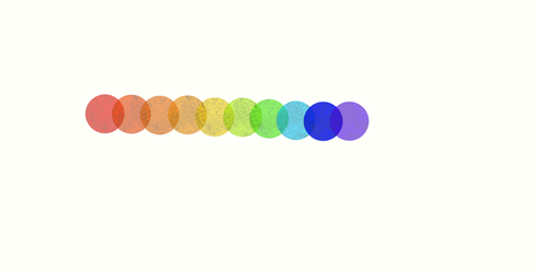 Rainbow bubbles by Azure-Dragon-Seiryu