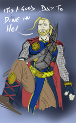 Thor 3 by drayphly