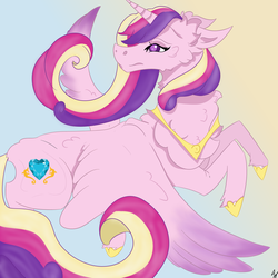 ~Princess Cadance~ by Dwagons8