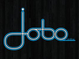 jobo logotype try 01 by JoffOnline