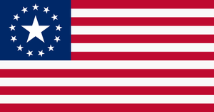 The U.S Flag Pre-Unveral by drivanmoffitt