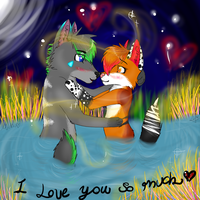 .:Happy 5 months:. by Squirrelings