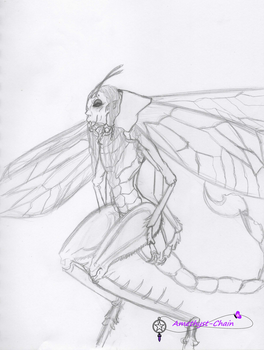 Locust of the Abyss by Amethyst-Chain