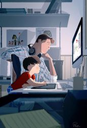 Art lessons. by PascalCampion