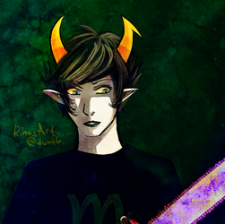 Kanaya by AngelLeila