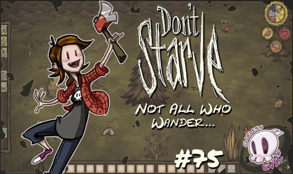 TitleCard: Don't Starve by CluelesssEvil