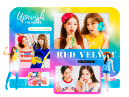 RED VELVET PNG PACK/#4/SUMMER MAGIC PART 1 by Upwishcolorssx
