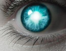 The eye to my soul by stalien
