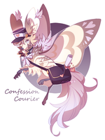 [CLOSED] Valepitines Day- Confession Courier by jaywalkings