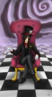 Mad Hatter Concept by Cain-the-Smexy