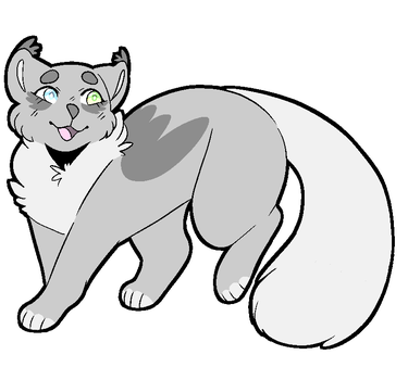 Dovewing by shiver-paws