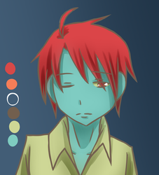 + AT: Limited Color Palette for Leenh + by SerketXXI