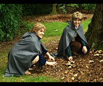 LOTR - Mushrooms! by da-rk