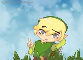 Legend of Zelda: Hero, Lost on the Sea by Angels-Leaf