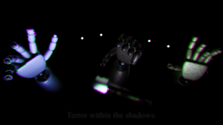 Terror Within The Shadows. by PaPaPo165
