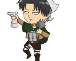 Levi's Happy Cleaning Dance by Bunderful