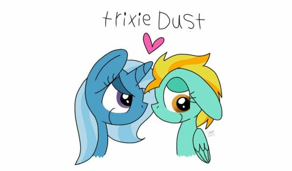 have some Trixie Dust by ColorfulWonders