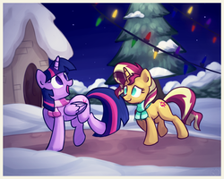 Christmas is a time of joy... by xWreathOfRoses