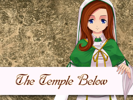 Leah's Tale - The Temple Below by EridaniGames