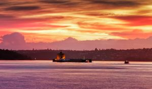 Denison's Fire by MarkLucey