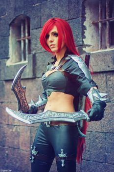 League of Legends - Katarina -02- by beethy
