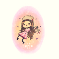 Marzia and Maya by Londei