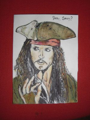 Savvy? by whodyathink
