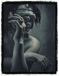 Selfportrait:  Look within by myownself
