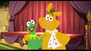 A Muppet Animation (link included) by DaveAlvarez
