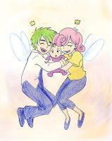 Fairly Odd family by suppai