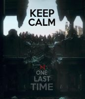 TGD #41: Keep calm one last time by PeckishOwl