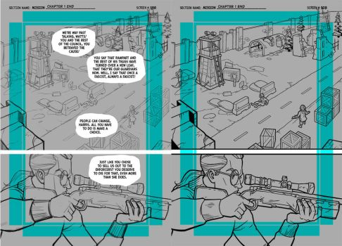 Untitled Comic Project Chapter 1 Page 8 by Hominids