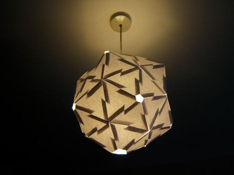 Lampshade by Adreanna