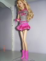 Model Muse Barbie by nmeneghel