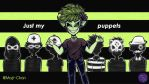 Glitch Puppets by Shade-Shiro
