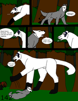 wolf tracks page 142 by alicesapphriehail