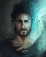 Kaladin Stormblessed by emmgoyer7
